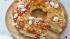 Gefüllter Oster-Zopf mit Mandeln