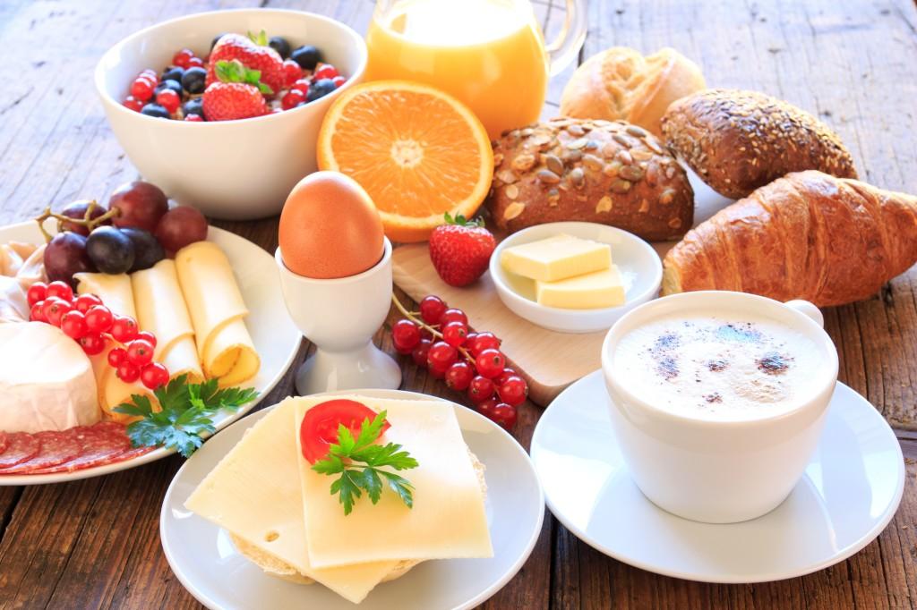 Frühstücksideen - Bild der Frau