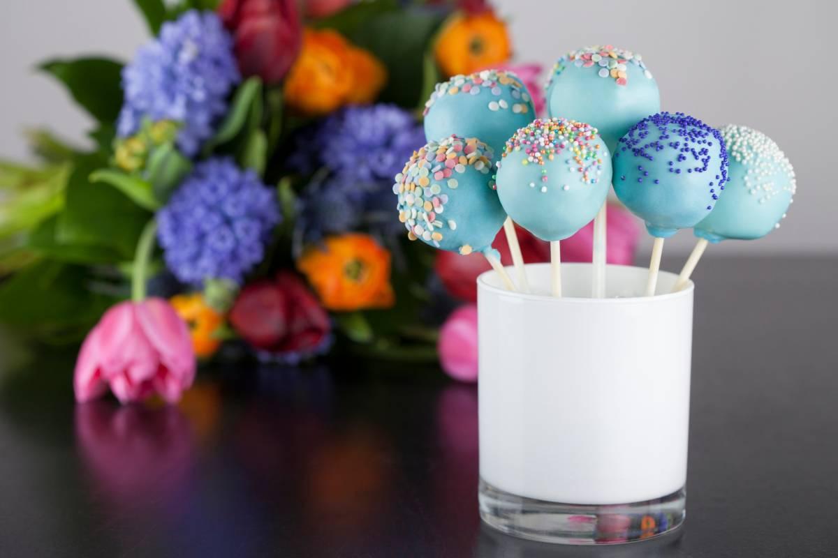 Cake Pops Rezept Für Kuchen Am Stiel Bildderfraude