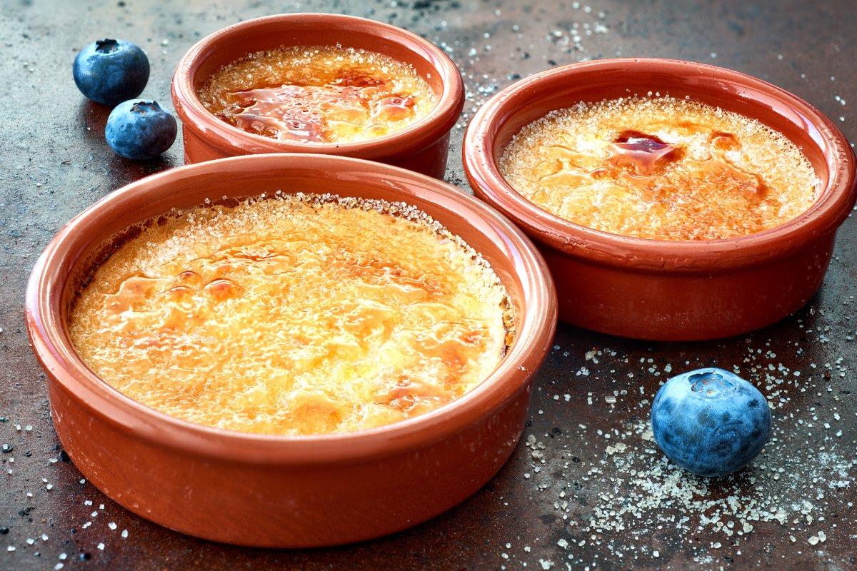 Crema Catalana: Rezept für das spanische Dessert