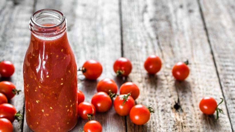 tomatenketchup selber machen so geht 39 s. Black Bedroom Furniture Sets. Home Design Ideas