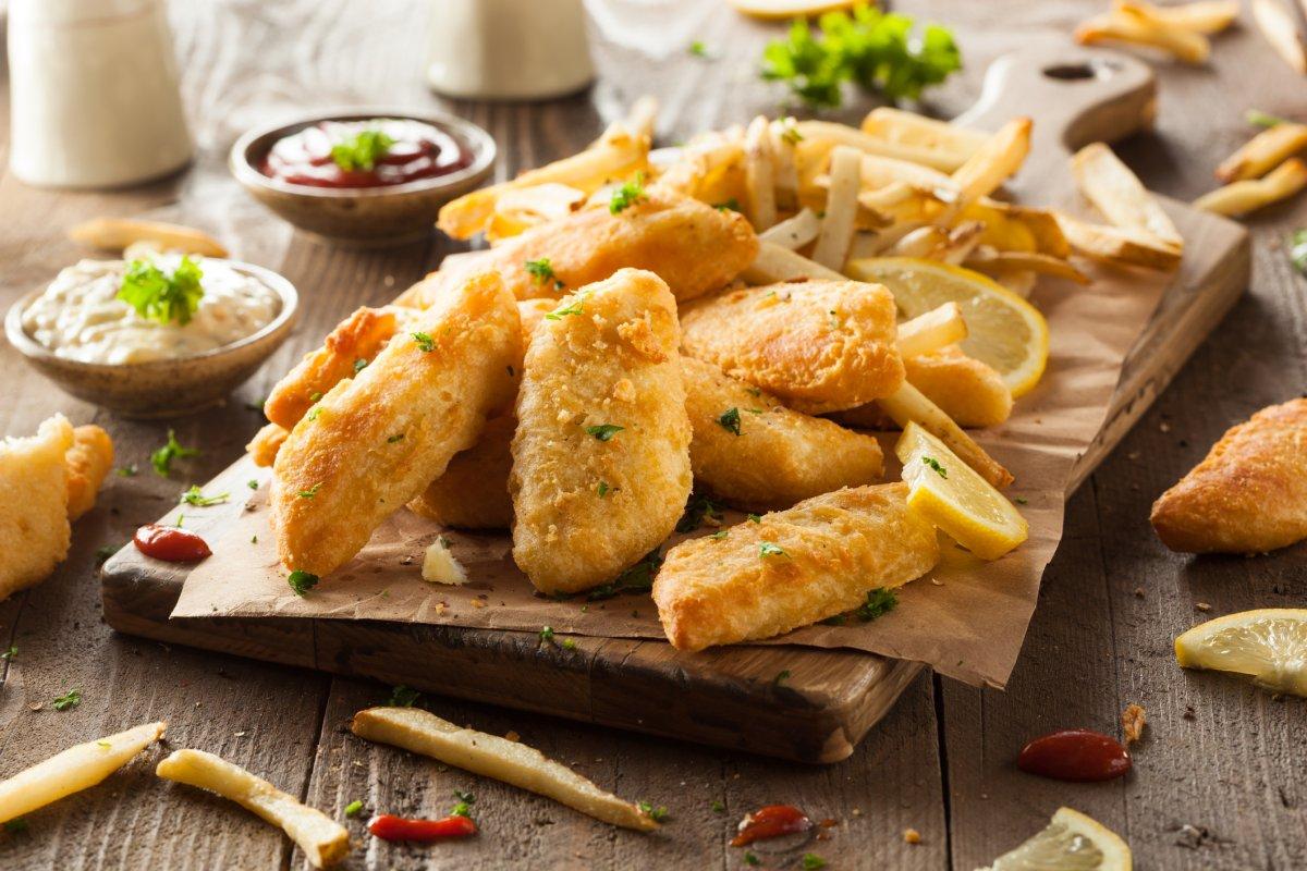 Fish and Chips: Rezept für den britischen Klassiker