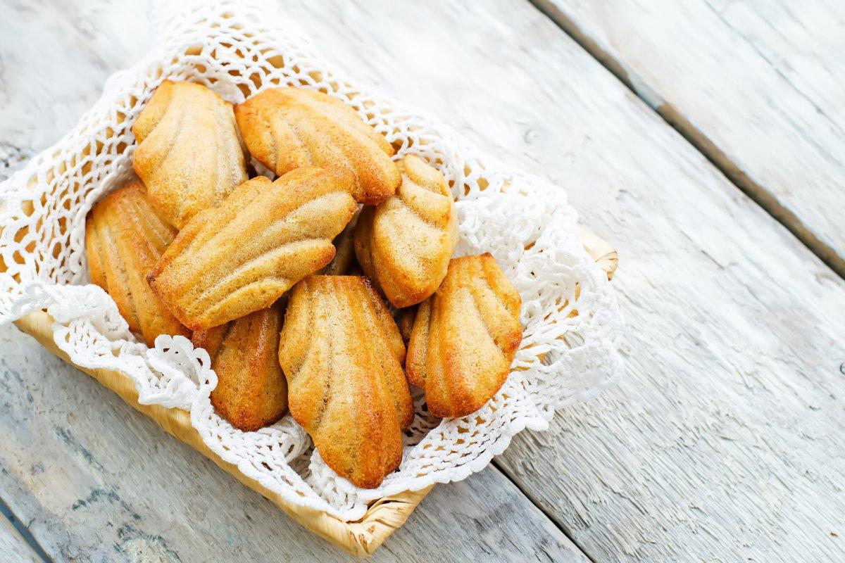 Madeleines: Französisches Rezept mit Honig