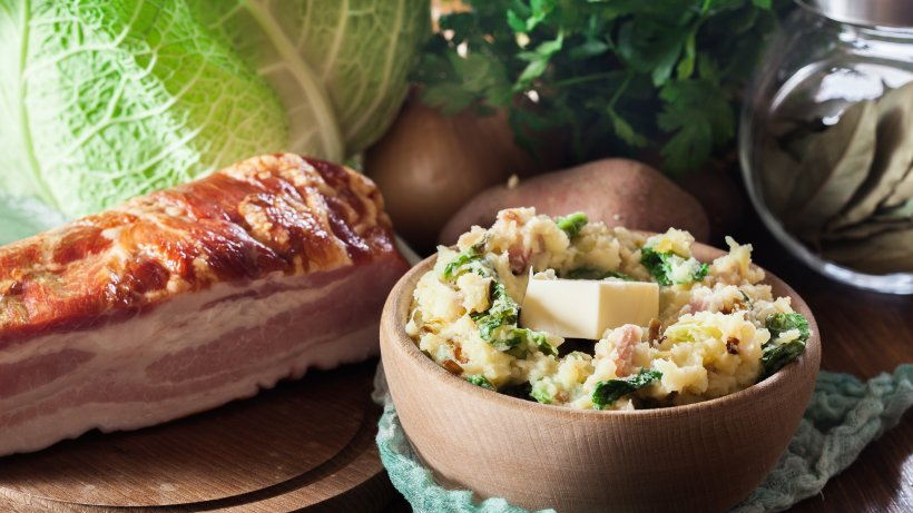 Kartoffelpüree mal anders: Rezept aus Irland