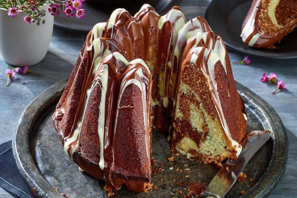 Baileyskuchen: Rezept mit Schokolade