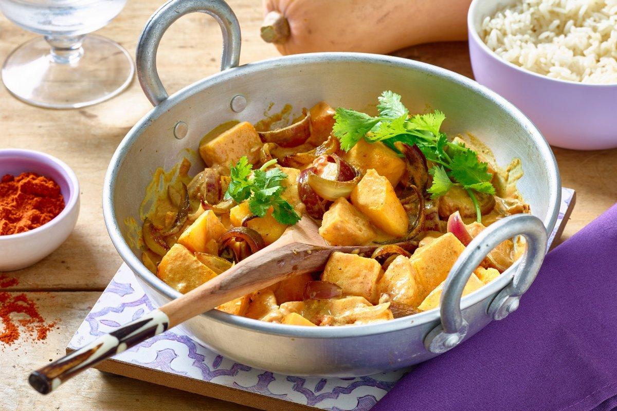 Kürbis-Curry: Perfekt zum Herbstanfang