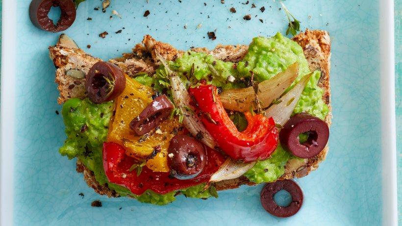 Doc-Fleck-Rezept: Kräftigende Gemüse-Schnittchen