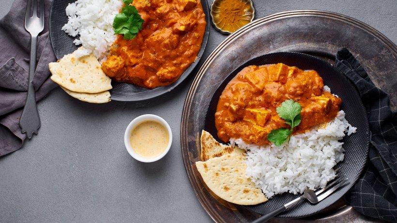Fruchtig und herzhaft: Tofu Tikka Masala