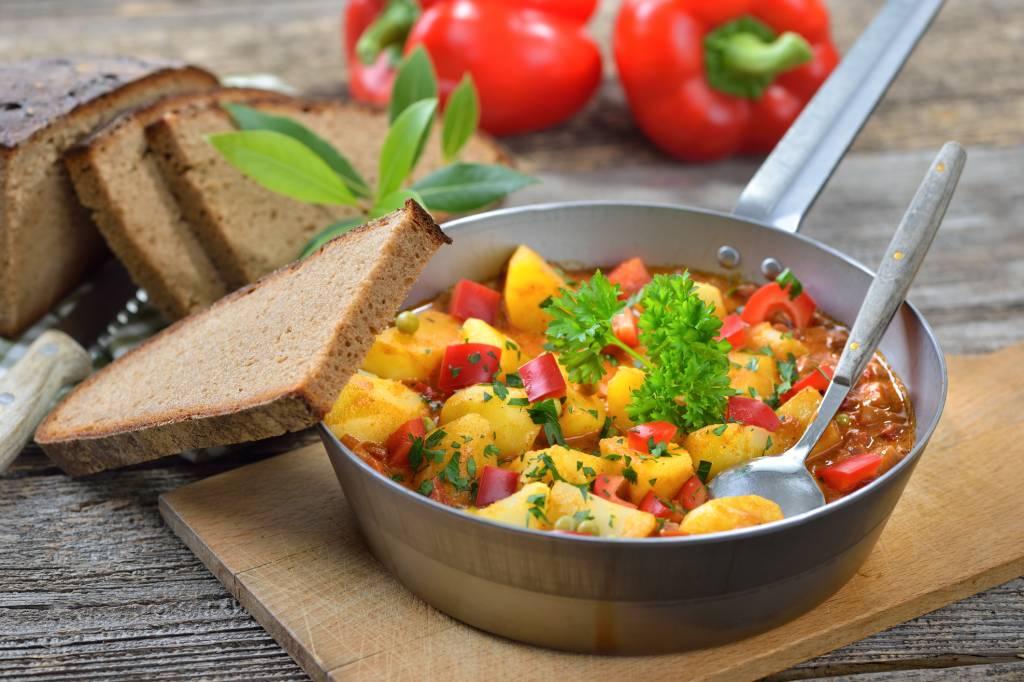 Rezepte vegetarisch paprika