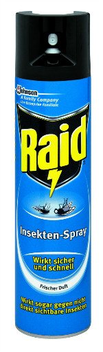 Raid® Insekten-Spray - Preis: 2,99 € (UVP)