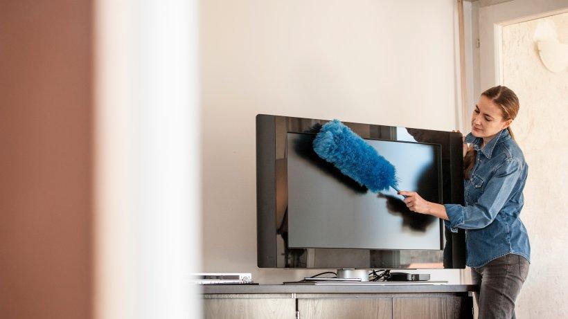 10 tipps f r weniger feinstaub im haushalt bild der frau. Black Bedroom Furniture Sets. Home Design Ideas