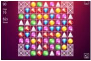 Exchange 2 ist das ideale Match 3-Puzzle für zwischendurch und eine echte Herausforderung.