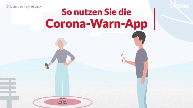 Corona App Version